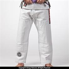 Estilo 3.0 White BJJ Pants